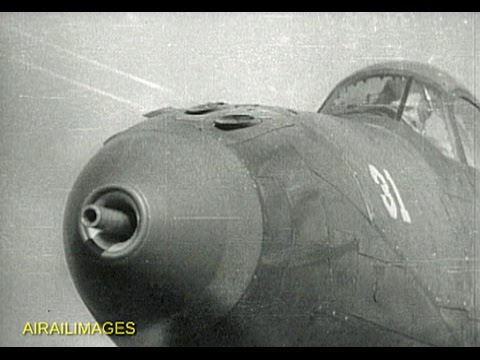 P-39 Airacobra Guns In Action