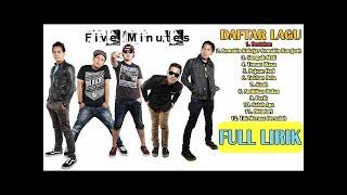 12 Lagu FIVE MINUTES Paling Enak Didengar & Terpopuler Sepanjang Masa [ Full Album ]