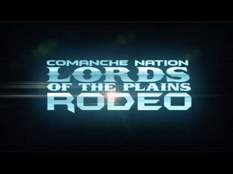 2015 Lords of the Plains Rodeo Sponsored by The Comanche Nation