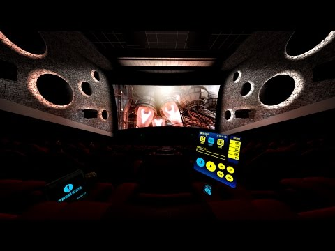 VR Cinema - CINEVEO screenshot for Android