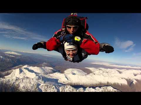 NZONE Skydive 15000ft (4.5km) Queenstown, New Zealand