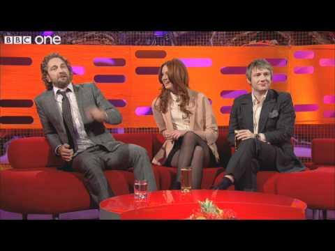 Gerard Butler's Kilt Disaster - The Graham Norton Show - Series 10 Episode 9 - BBC One