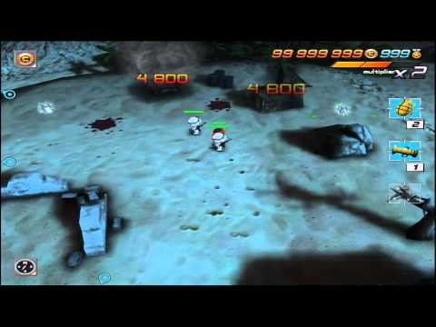 Tiny Troopers 2 [Operation 3: Sandbox] Mission 3 Get Them Home