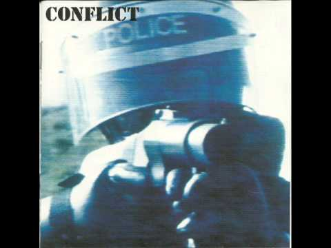 Conflict - You Cannot Win (1986)