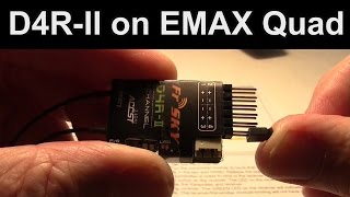 D4R-II Receiver PPM Mode on EMAX NightHawk 280 Pro Mini Quad