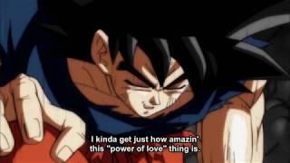 Goku prefers Instinct More Than Love - Dragon Ball Super Episode 118 English Subbed 4K UHD