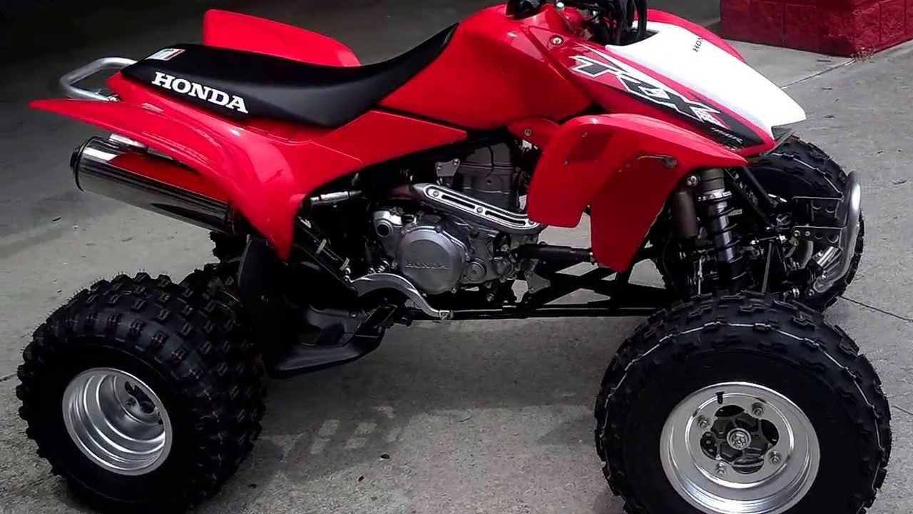 Honda Trx450r Sale Chattanooga Tn Ga Al Area Discount