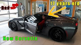 Why Most large Corvette dealers have  2017, 2018, & 2019 model year Corvettes in stock right now?