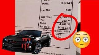 WALMART RUINED MY CAR !! IM OUT $4500 DOLLARS !!!!!!