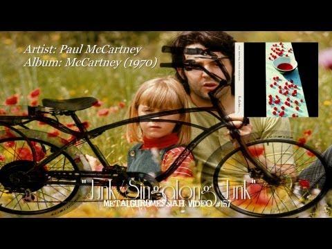 JunkSingalong Junk - Paul McCartney 1970 HD FLAC