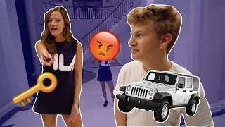 I Stole ERIKA COSTELL'S Car!