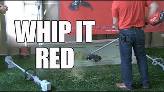 Milwaukee 18V Fuel Brushless String Trimmer - First Look