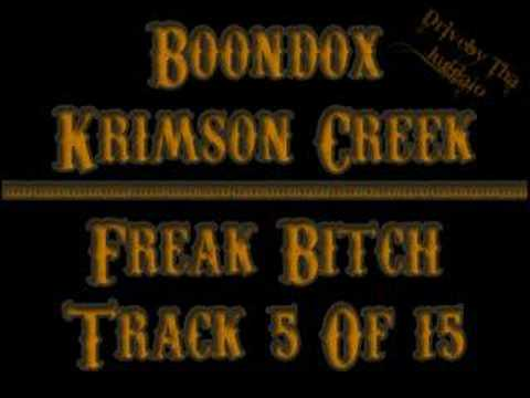 05 Boondox - Freak Bitch (krimson Creek) video
