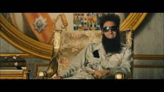 The Dictator   trailer #1 US (2012) Sacha Baron Cohen Borat Anna Faris Megan Fox