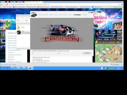 Need for Speed Carbon скачать торрент игру от MOP030B на PC