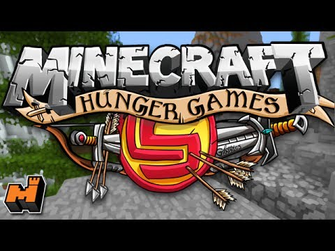 Minecraft: Hunger Games Survival w CaptainSparklez SLIGHTLY OUTMATCHED