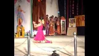 ring dance by naga navya