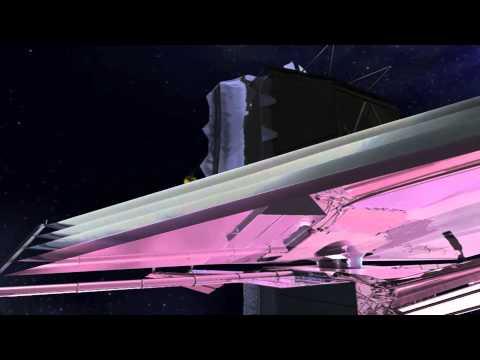 The James Webb Space Telescope described by Peter Cullen