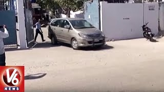 IT Officials Raids On TDP Leader Devender Goud Companies | Hyderabad