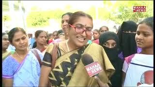 Students Rally Demanding Kadapa Steel Plant