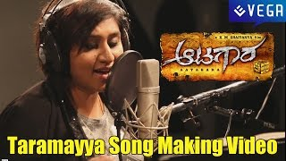 Aatagara Movie || Taramayya Song Making || Latest Kannada Movie 2015