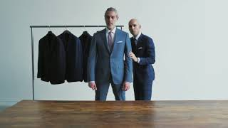 Learn How Your Suit Should Fit