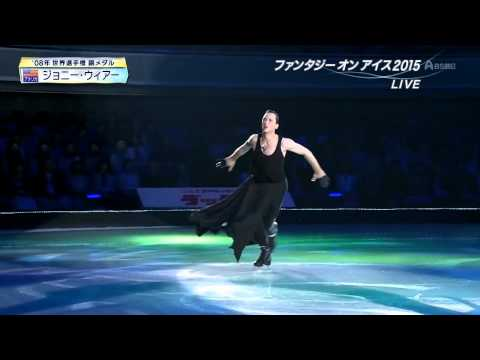 Johnny Weir - Creep - Fantasy on Ice 2015,  Makuhari