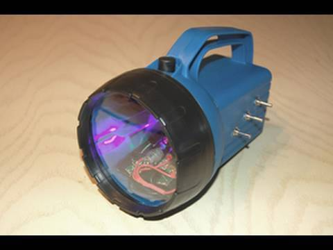 Amazing Lasers! - LaserShow Flashlight!