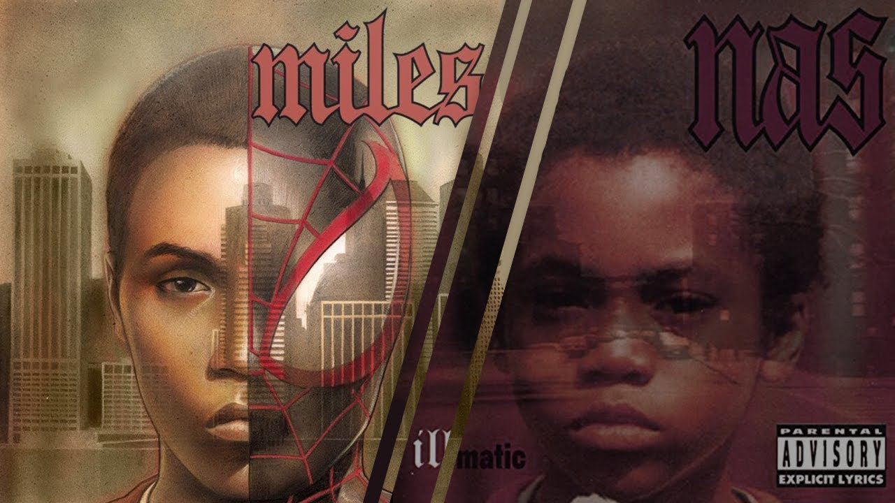 Hip Hop & Quadrinhos: Nas - Illmatic