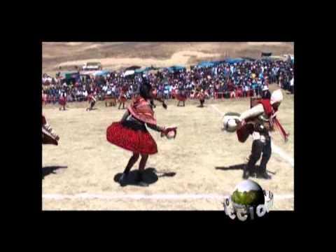 Danza Chumbivilcana:Walaycho Bandido