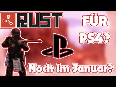 Rust für PS4 noch im JANUAR?//Rust Projekt in Planung//Neue Spiele ?