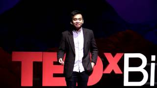The power of spoken word is in the listening | Quang Do | TEDxBirmingham