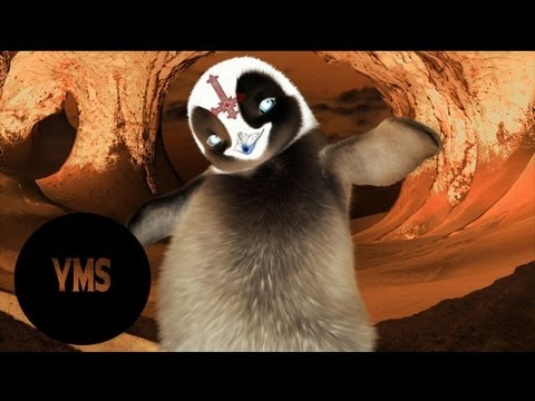 Anti-Religious Symbolism in Happy Feet