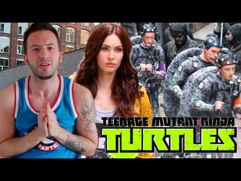 NINJA TURTLES | Fotos del Set de Filmacion (Set Photos) + Nueva Info de las Tortugas Ninja (2014)