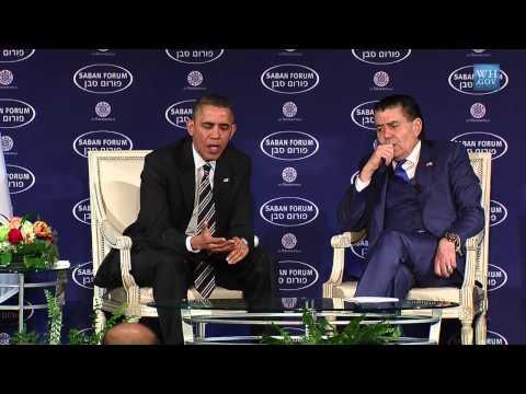Obama Defends Iran Deal At Saban Forum