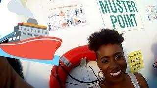 Soca Boat Ride | Vlog