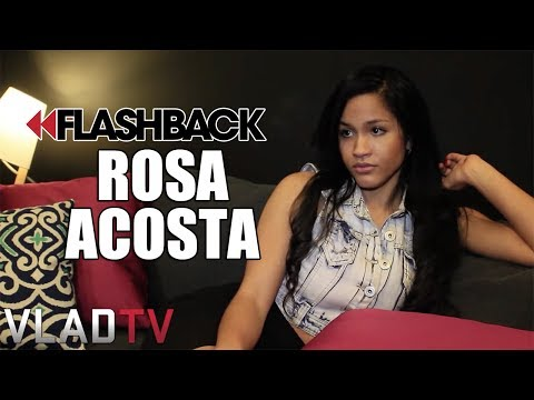 Flashback: Rosa Acosta on Relationship w/ Rob Kardashian and Fake Storylines