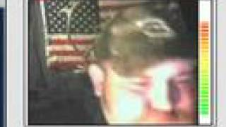PART 2 !!!American Patriot Eats A Jar Of Cinnamon On Stickam