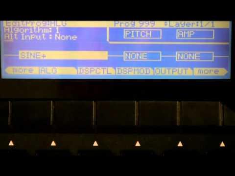 4 Kurzweil PC3 Series: Program Mode Editor (Part 2)