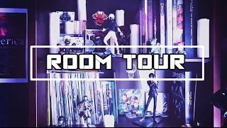 New Room Tour || Gothic, Anime & Video Games ♡