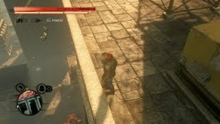 Prototype 2 - Suicide Dude Easter Egg
