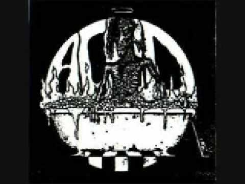 Acid Bath - What Color is Death