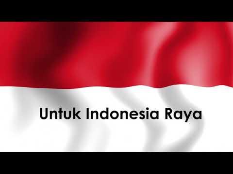 Lagu Indonesia Raya (Karaoke, Minus One, Tanpa Lirik)