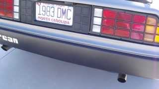 1983 Delorean VIN 16128