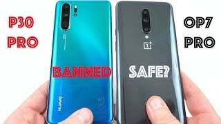 After Huawei's Android Ban, Could OnePlus Be Next?