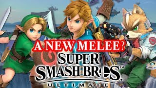 Super Smash Bros. Ultimate the New MELEE?