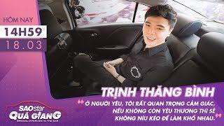 SAOSTAR QUÁ GIANG | Tập 33 FULL HD - Khách mời Trịnh Thăng Bình