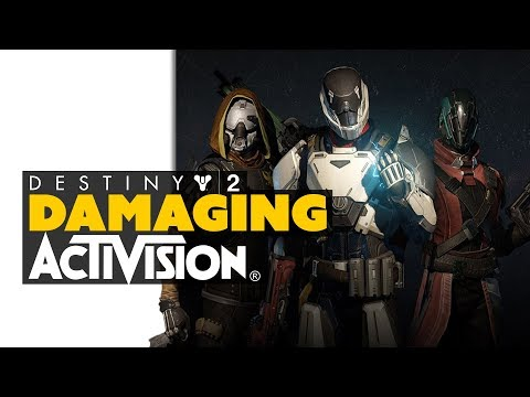 Activision DOWNGRADED Over Destiny 2 - The Know Game News