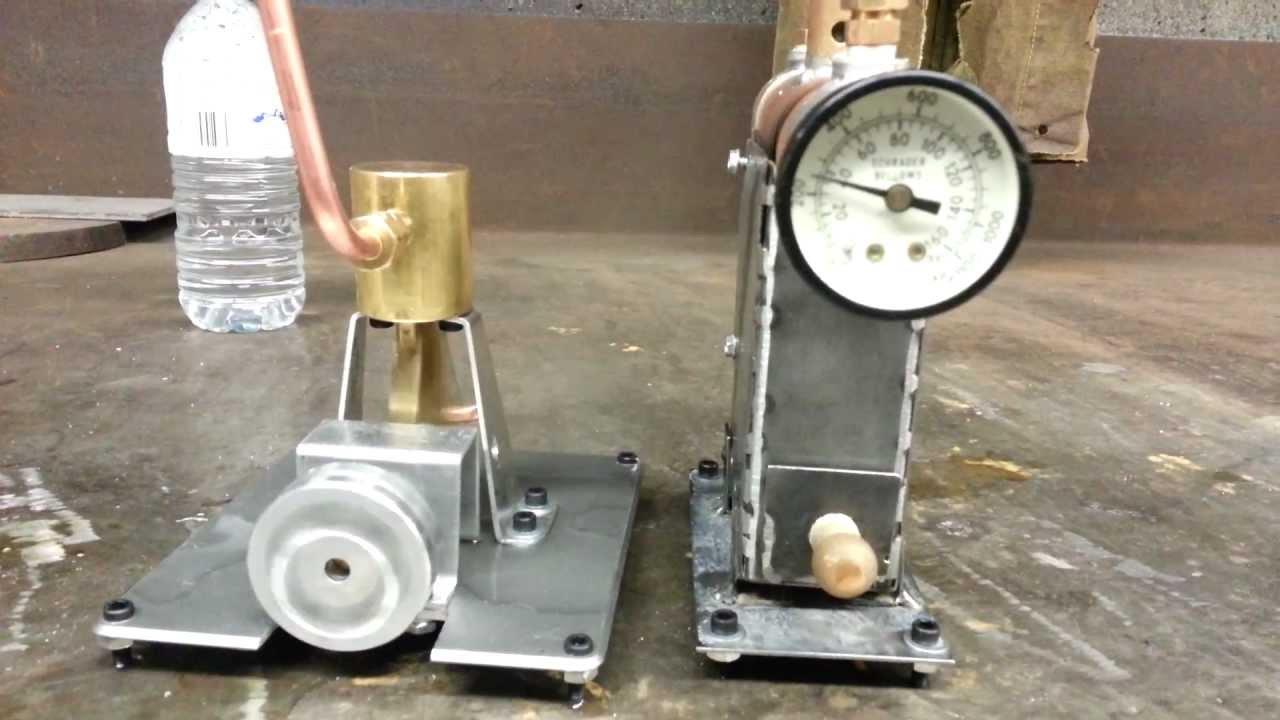homemade steam engine plans pdf