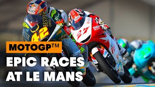 3 Iconic Moments From The History Of The French Grand Prix | MotoGP